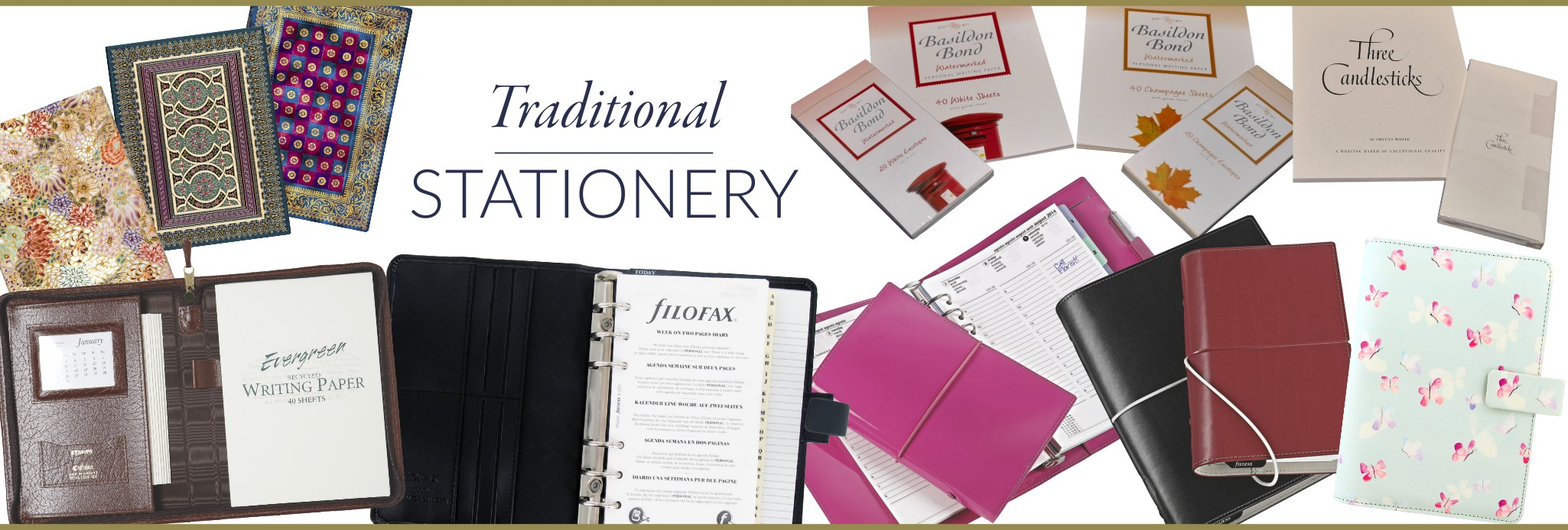 Traditional Stationery