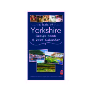 Jespers Exclusive A Taste of Yorkshire - Recipe Book & 2018 Calendar