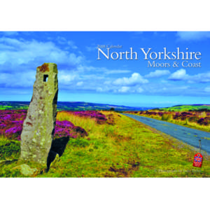 Jespers Exclusive North Yorkshire Moors & Coast 2018 Calendar