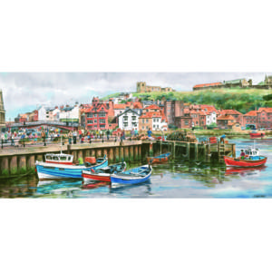 Gibsons Whitby Harbour Jigsaw