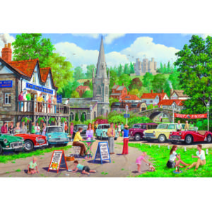 Gibsons Treasure Hunt Jigsaw