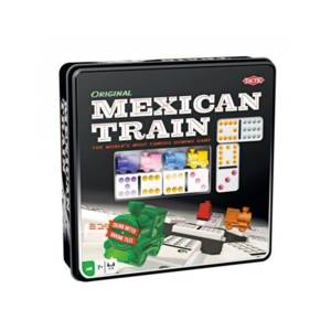 Tactic Games Mexican Train - Original Edition.