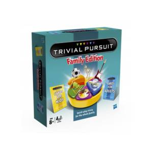 Hasbro Gaming Trivial Pursuit - Family Edition