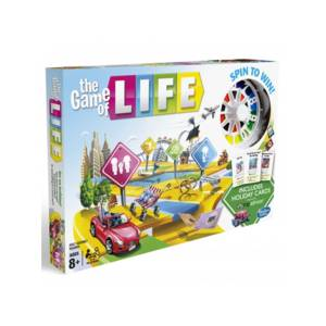 Hasbro Gaming The Game of Life - Classic Edition.