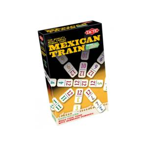 Tactic Games Mexican Train - Travel Version.