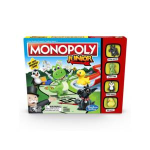 Hasbro Gaming Monopoly - Junior Edition