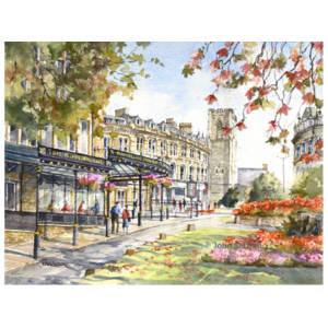 Jespers Exclusive Bettys Harrogate by John Sibson