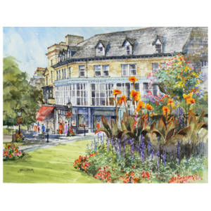 Jespers Exclusive Montpellier Harrogate by John Sibson