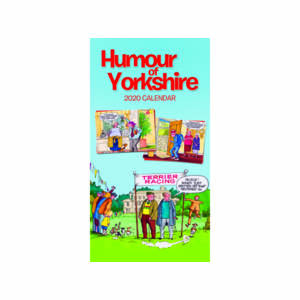 Jespers Exclusive Humour of Yorkshire 2020 Postcard Calendar