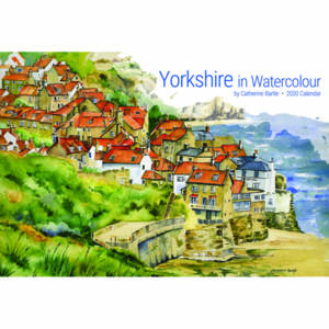 Jespers Exclusive Yorkshire in Watercolour - 2020 Calendar
