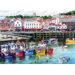 Gibsons Scarborough Jigsaw