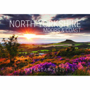 Jespers Exclusive North Yorkshire Moors & Coast 2019 Calendar
