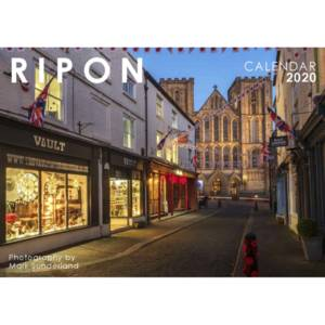 Jespers Exclusive 2020 Ripon Calendar