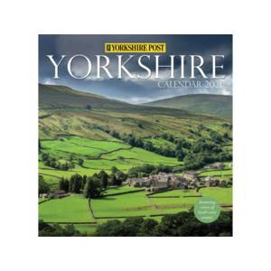 Jespers Exclusive Yorkshire Post - 2020 Yorkshire Calendar