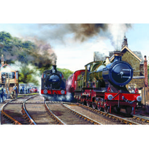 Gibsons Living Legends Jigsaw
