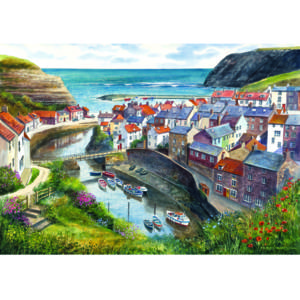 Gibsons Staithes Jigsaw
