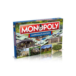 Hasbro Gaming Monopoly - Harrogate Edition