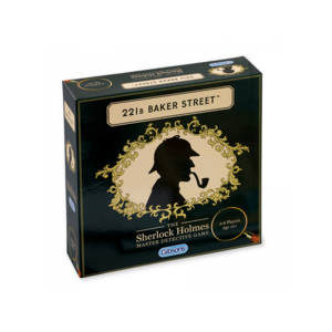 Gibsons 221B Baker Street - The Sherlock Holmes Master Detective Game