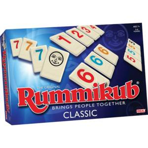 Ideal Games Rummikub - Classic Edition