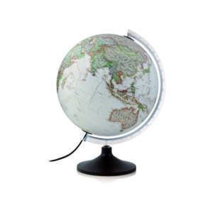 CGE World Globes Carbon Executive 30cm Globe