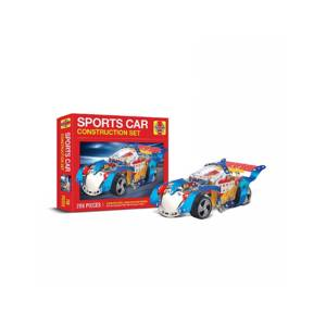 Nauticalia Sports Car Construction Set