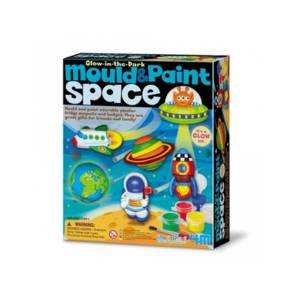 Great Gizmos Glow in the Dark- Mould and Paint Space