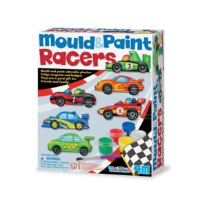 Great Gizmos Mould and Paint Racers
