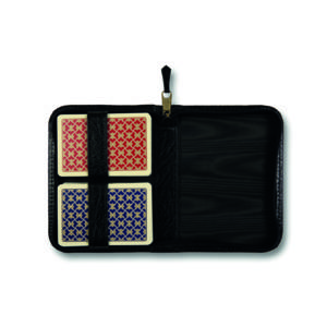 Cathian Double Card Case