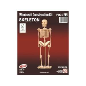 Quay Skeleton Woodcraft Construction Kit.