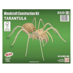 Quay Tarantula Woodcraft Construction Kit.