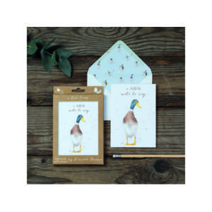 Wrendale Luxury Notelet Set - 'A Little Note To Say'