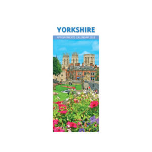 Jespers Exclusive Yorkshire Appointments Calendar 2018