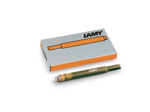 Lamy Ink Cartridges - T10 Bronze Special Edition 2019