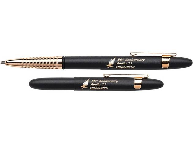 Fisher Space Pen Apollo 11 50th Anniversary Special Edition Bullet Space Pen