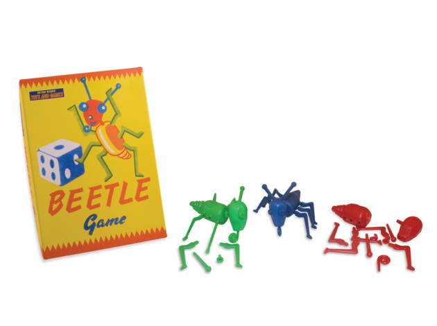 House of Marbles Beetle Game