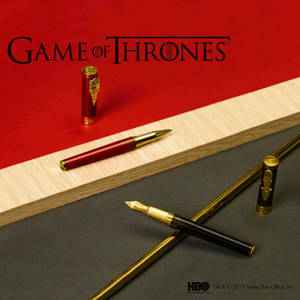 5. Montegrappa Game of Thrones